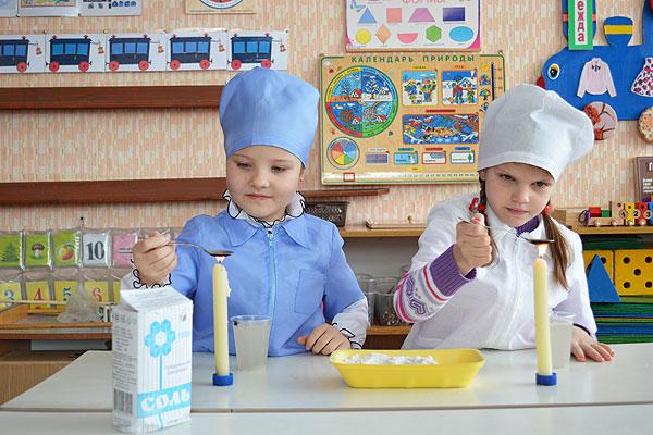 На пути к познанию окружающего мира: воспитанники детского сада в Коханово представили свои исследовательские работы
