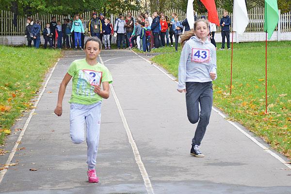 В Толочине юные легкоатлеты разыграли призы турнира памяти Михаила Назарова (+фото)