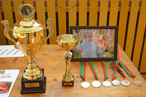 В Толочине прошел турнир по настольному теннису памяти Владимира Коробко