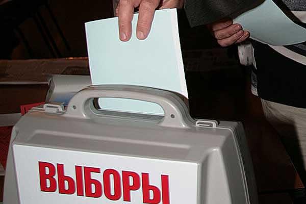 Образована Толочинская окружная избирательная комиссия