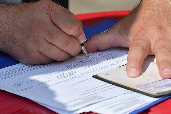 В Толочинском районе зарегистрированы инициативные группы по сбору подписей для выдвижения кандидатов в депутаты