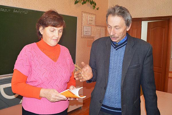 Віктар Шыдлоўскі з Жукнева актыўную жыццёвую пазіцыю спалучае з дэпутацкім абавязкам