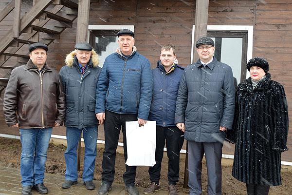 Подобные события радуют и вдохновляют: в Толочинском районе открылась первая агроэкоусадьба