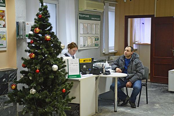 В Беларусбанке в Толочине помогут сориентироваться в финансовых лабиринтах