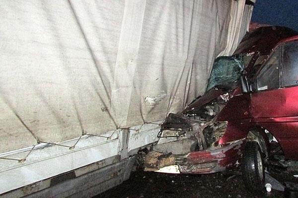 Толочинские спасатели деблокировали двоих пострадавших при ДТП