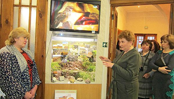 Реализация проекта: обновленный музей в Толочине создает ощущение единения с природой