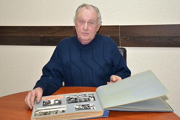Толочинец Александр Николаенко не думал ни о каких должностях, но судьба сама вела к ним