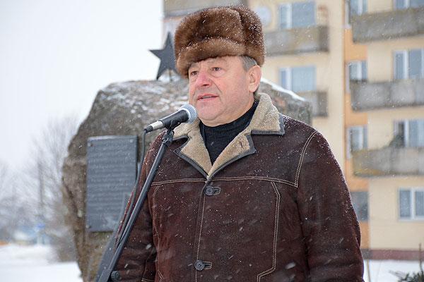 Анатолий Анюховский: роль советских солдат в Афганистане была исключительной