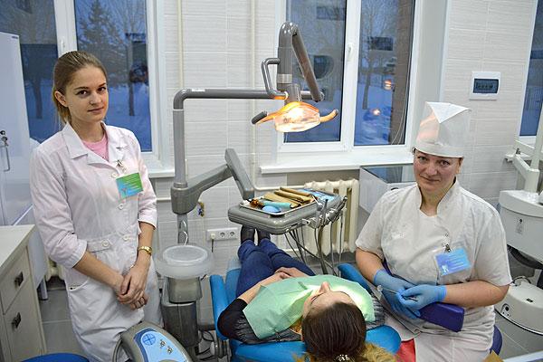Толочинские стоматологи уверены: на чистом зубе кариеса не бывает