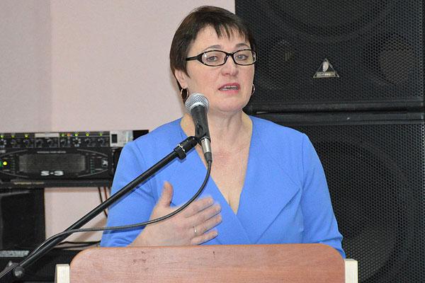 В объединении профсоюзов Толочинского района новый лидер