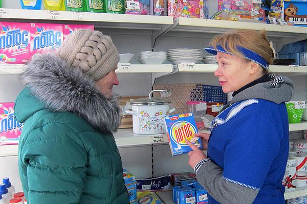 Магазин в Воронцевичах нечто большее, чем магазин