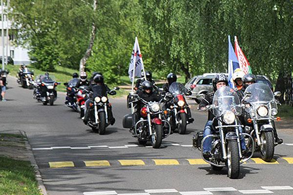 Мотоциклисты откроют сезон в Толочине