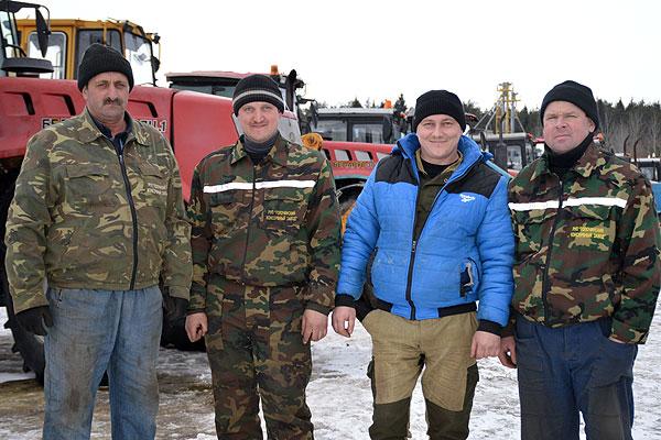 До старта полевых работ на Толочинском консервном заводе осталось всего ничего