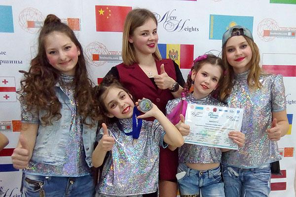 Юные артисты Кохановской детской школы искусств покоряют новые вершины