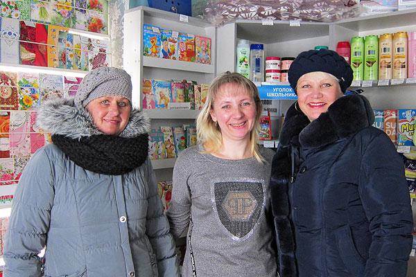 Заўсёды з радасцю сустракаюць сваіх паштальёнаў жыхары станцыі Талачын