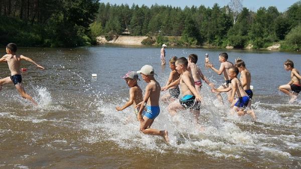 Дети, вода и безопасность