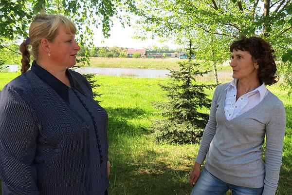 За 13 лет в статусе старейшины Марина Лемешева из Плоского решила десятки вопросов
