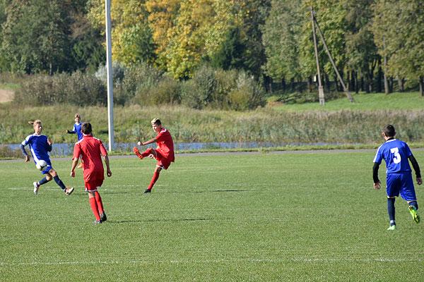 Юные толочинские футболисты примут новополоцкий «Нафтан»