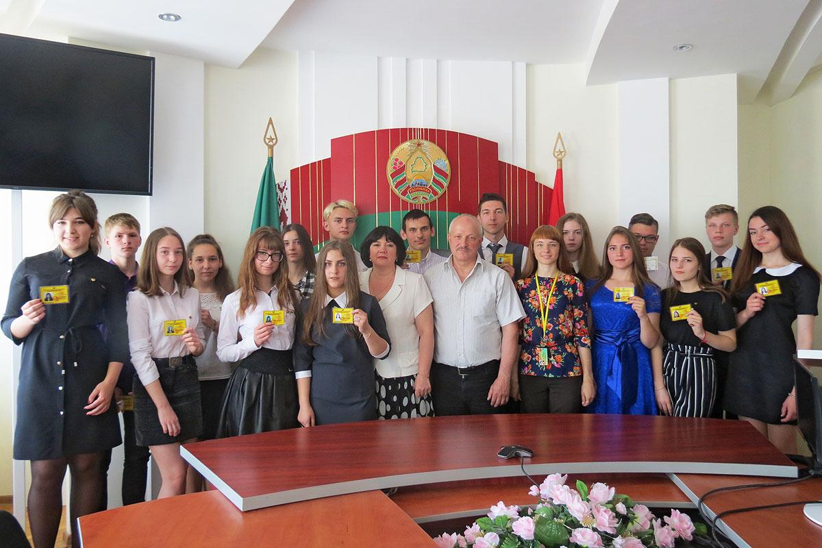 В Толочине возобновила работу Молодежная палата