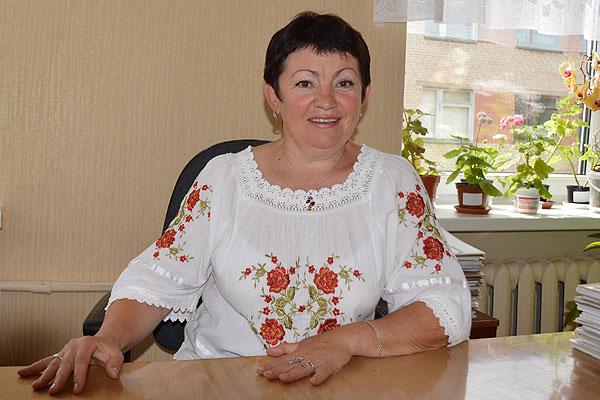 Делая решительный шаг, Татьяна Харьковская всегда думала о других