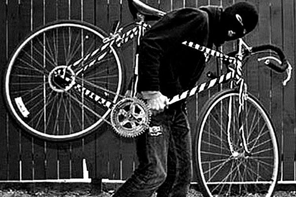 В Толочинском районе по-прежнему воруют велосипеды