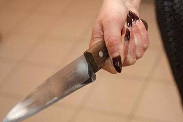Жительница Коханово ударила ножом пьяного сожителя