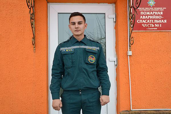 Дмитрия Тимошенко к выбору профессии подтолкнул случай
