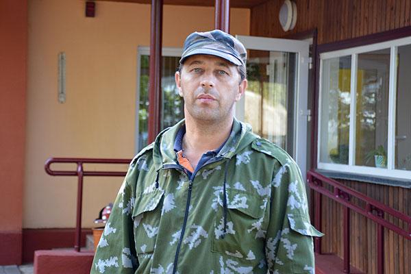 """Доработка зерна в """"Славном"""" — на умелых руках Александра Кухлевского"""