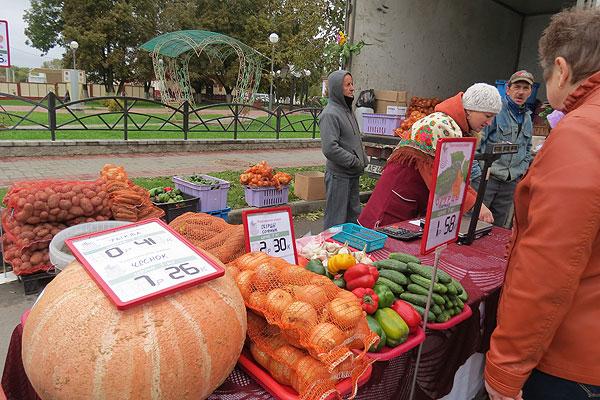 В Толочине и Коханово пройдут осенние ярмарки