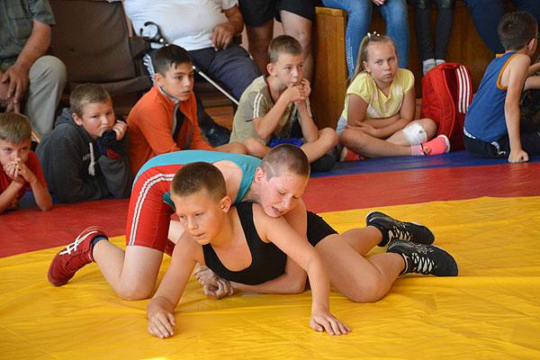 Толочинский борец Иван Беляев стал вторым на турнире в Бресте