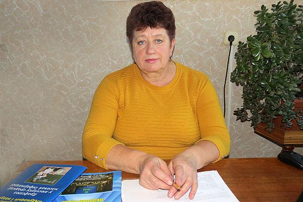 В центре внимания профсоюза работников просвещения Толочинского района находятся все аспекты жизни работников