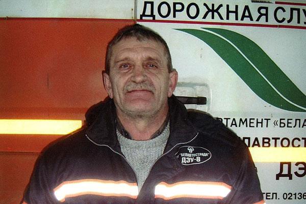 Алексей Короткевич: садился за руль — и усталость словно рукой снимало