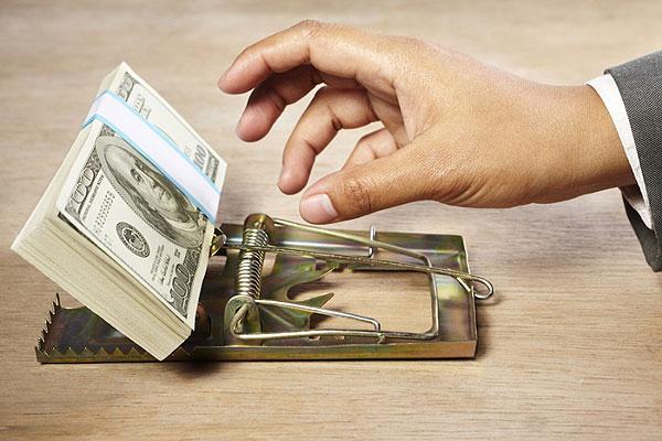 Жительница Толочина стала жертвой финансовых мошенников