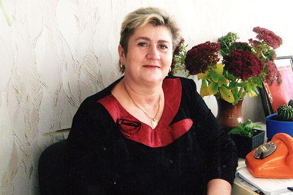 Ветеран профсоюзного движения здравоохранения Толочинского района Людмила Рожанская общественной работе отдавала все свое вдохновение и творчество