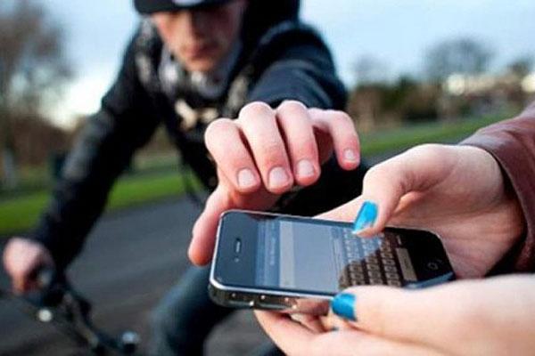 Профилактика краж мобильных телефонов