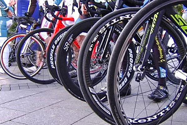 Толочинец Эдуард Ксендзов завоевал три награды республиканского первенства по велоспорту