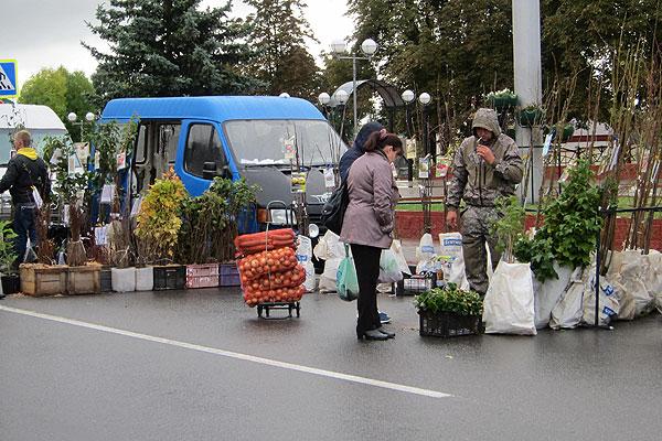 В Толочине прошла осенняя ярмарка (+фото)