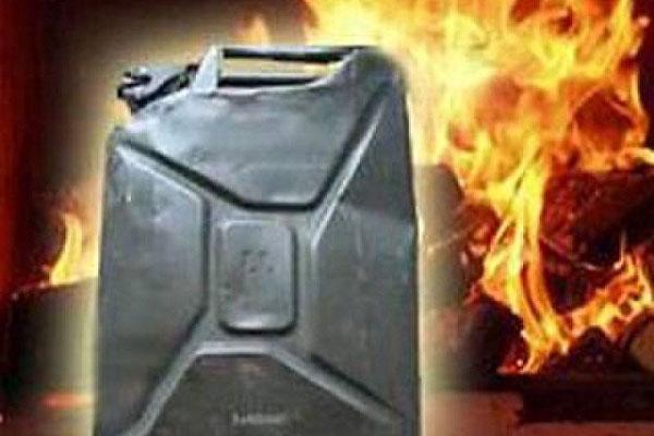 В Толочинском районе ссора едва не стала причиной поджога