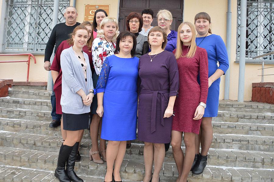 Работники суда Толочинского района своим трудом олицетворяют законность и справедливость