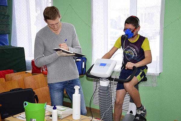 Юные толочинцы попали в поле зрения специалистов Белорусской федерации биатлона