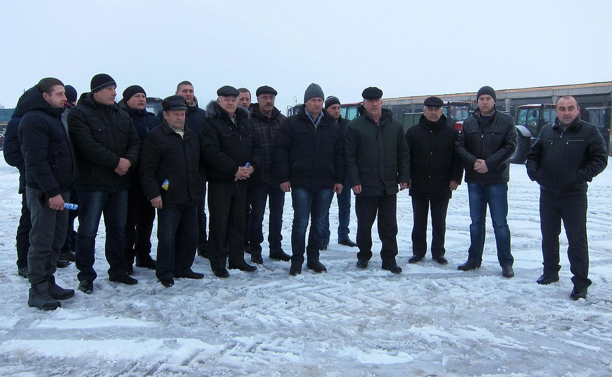 В Толочинском районе подведены итоги смотра-конкурса по благоустройству машинных дворов сельхозпредприятий
