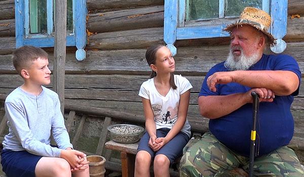 Толочинский режиссер Дмитрий Ивченко презентовал свои новые работы игрового кино