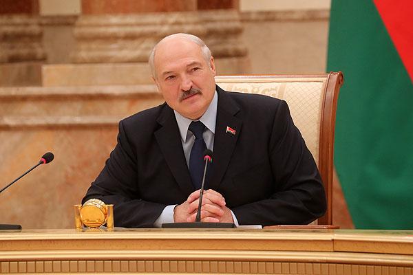 Тема недели: встреча Президента Беларуси с представителями российского медийного сообщества