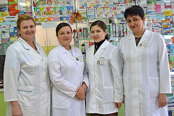 Толочинская аптека в лидерах в Витебской области