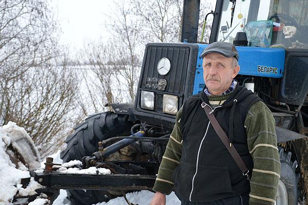 Подъезд к населенным пунктам Толочинского района коммунальщики обеспечивают