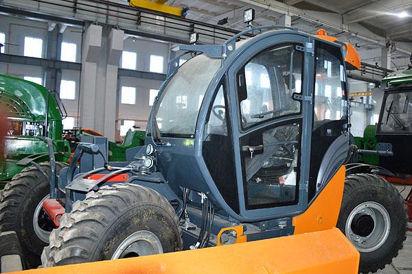 Происходящие на экскаваторном заводе в Коханово убедительные изменения работают на перспективу