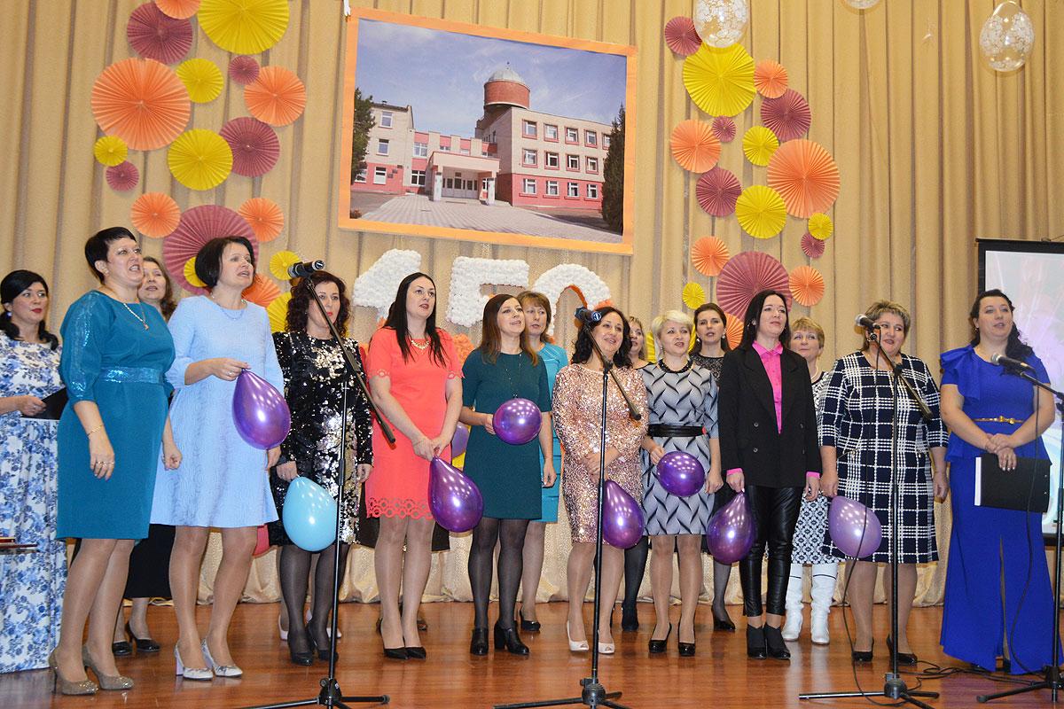 На свое будущее кохановские учителя работают сегодня