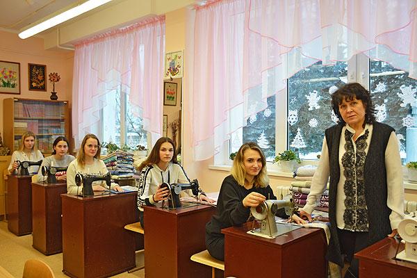 Толочинские учащиеся осваивают специальность в школе