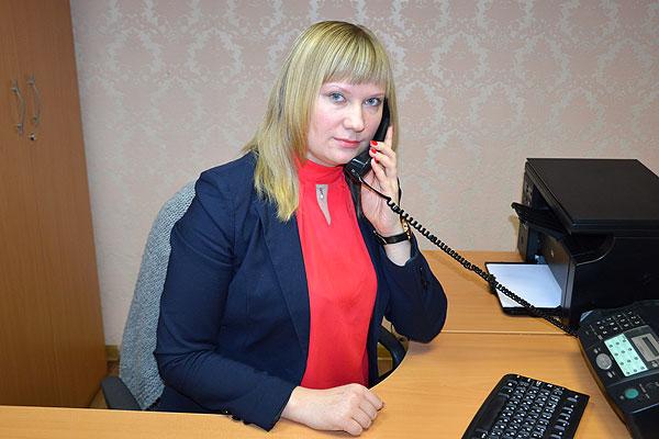 Обратившиеся на прямую линию к заведующей нотариальной конторой Толочинского района Светлане Яркович получили компетентные ответы