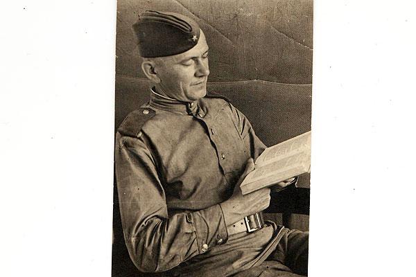 Партизанский оружейник Василий Борозда